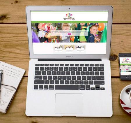 Woodenvites Website Image