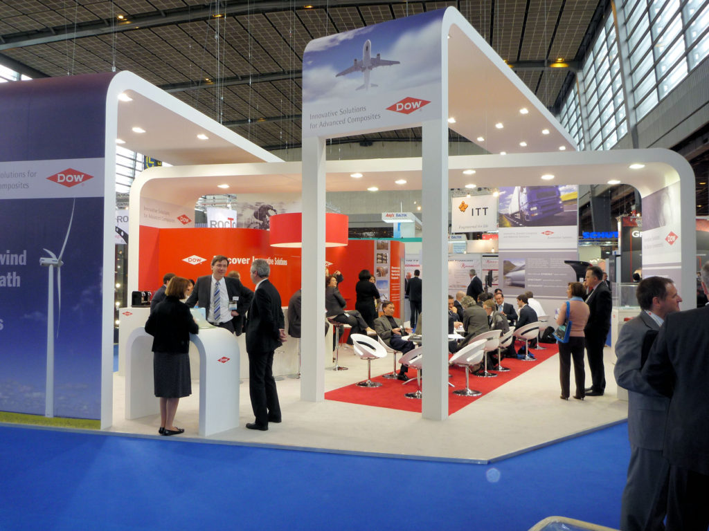 Dow Trade Show Stand